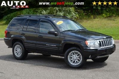 2004 Jeep Grand Cherokee Limited (Brilliant Blk Crystal Pearl)