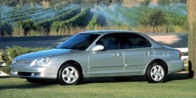 1999 Hyundai Sonata Base ()