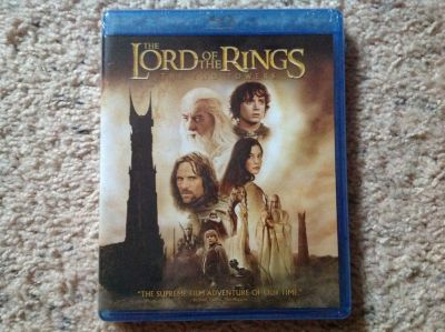 Lord of the Rings II BluRay