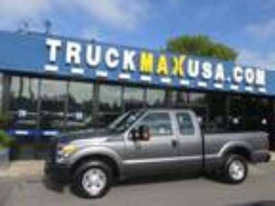 2014 Ford F-250SD SuperCab 6 2L V8 Gray, 1 OWNER, CLEAN CARFAX, TOW PKG, 6 2L V8