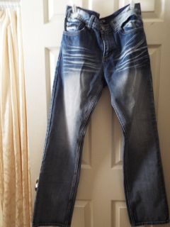 H&M relaxed fit jeans (30 32)