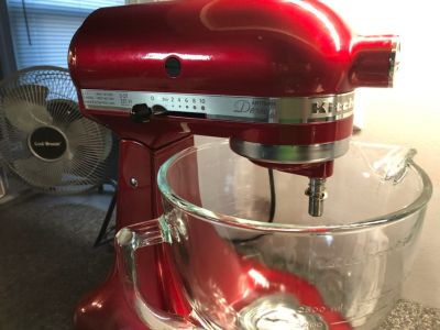 KitchenAid stand mixer / food processor