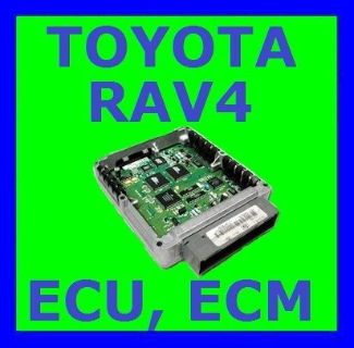 Sell FITS TOYOTA RAV4 TRANSMISSION 4x2 CONTROL MODULE REPAIR ECM ECU 89661-42821 motorcycle in Duluth, Georgia, United States, for US $78.00