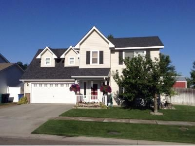 3 Bed 2.5 Bath Preforeclosure Property in Post Falls, ID 83854 - N Moonstone St