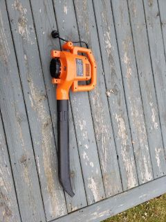 Black & Decker corded lawn care pack