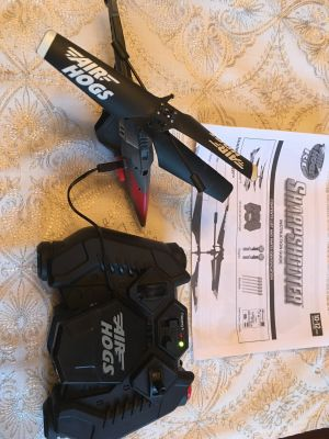 Air Hogs R/C helicopter