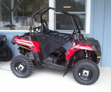 2018 Polaris Ace 500 Sport-Utility ATVs Center Conway, NH