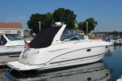 2001 Chaparral Signature 280