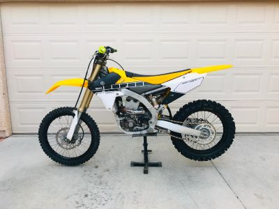 2016 Yamaha 450 RS SPECIAL EDITION