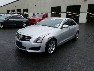 2014 Cadillac ATS 2.5L Luxury (Phantom Gray Metallic)