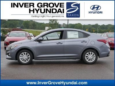 2019 Hyundai Accent (Urban Gray)