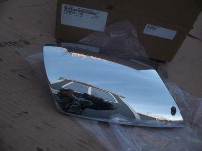 Purchase 2012 POLARIS V12BW36 CROSS ROADS HEADLIGHT BUCKET COVER 5136210-156 EW36 BUCKET motorcycle in Broomfield, Colorado, US, for US $49.99