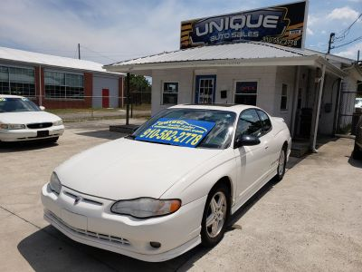 2005 Chevrolet Monte Carlo Supercharged SS (White)