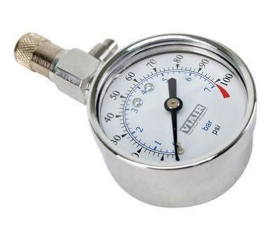 Sell VIAIR Tire Pressure Gauge 90056 motorcycle in Tallmadge, Ohio, US, for US $7.95