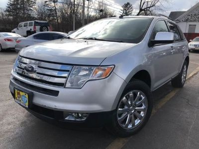 2010 Ford Edge SEL AWD 4dr Crossover