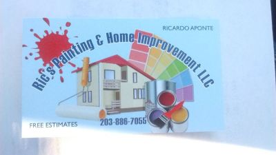 Ric's Painting & Home Improvement LLC