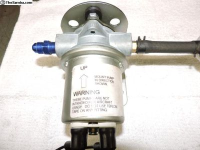 Fuel pump used in good condition