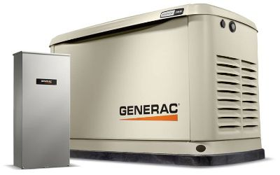 2019 Generac Guardian 20kW Home Backup Generator with Whole House Switch WiFi-Enabled Generators Jacksonville, FL