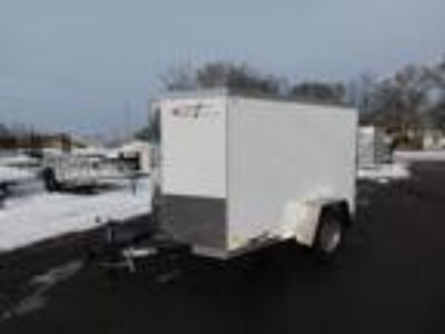 2019 Cross Trailers Alpha Series 58SA6-Arrow