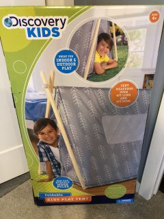 Kids Play tent - New in Box
