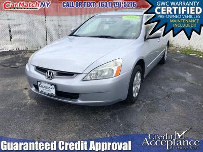 2004 Honda Accord LX (Gray)