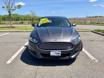 2016 Ford Fusion 4dr Sdn SE FWD (Shadow Black)