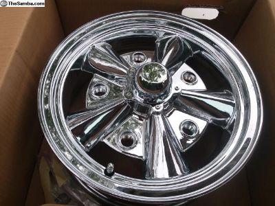 New EMPI 5-Spoke Chrome Wheel
