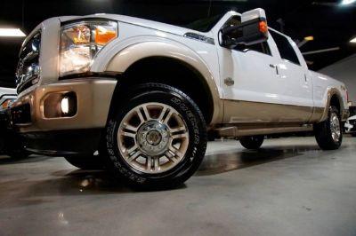 2012 Ford F-250 F250 F 250 King Ranch 4x4 6.7L Powerstroke Diesel