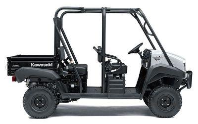 2019 Kawasaki Mule 4000 Trans Utility SxS Linton, IN