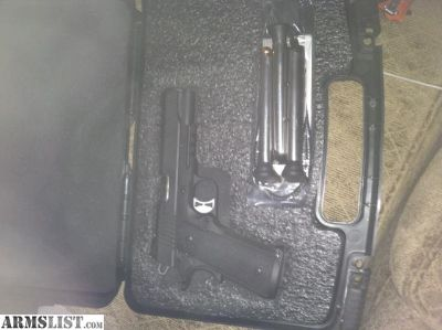 For Sale: Sig Sauer 1911 TacPac