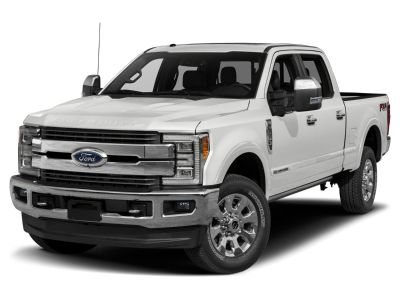2019 Ford F-250SD King Ranch (Agate Black Metallic)