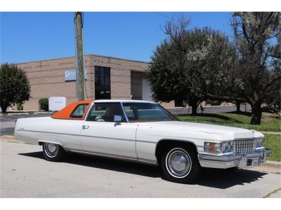 1974 Cadillac Coupe