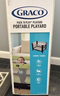 Graco Pack & Play NEW IN BOX
