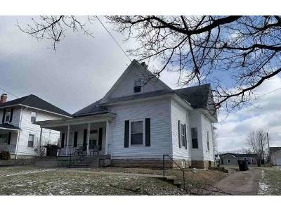 4 Bed 4 Bath Foreclosure Property in Wilmington, OH 45177 - S South St