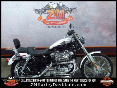 2003 Harley-Davidson XL 1200C Sportster 1200 Custom Sport Greensburg, PA