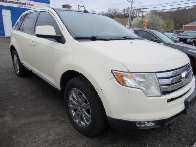 2007 Ford Edge SEL Plus (White)