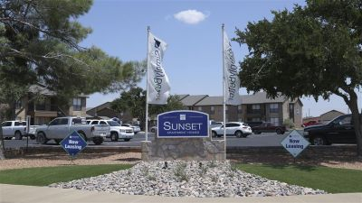 $1400 1 apartment in West TX