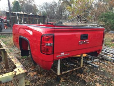 Purchase 2016 GMC Pickup Truck Bed Red 8ft motorcycle in Bethlehem, Pennsylvania, United States, for US $2,100.00