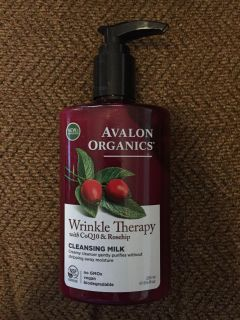 Avalon organic school wrinkle therapy with CoQ10. Meet or ppu in Gallatin