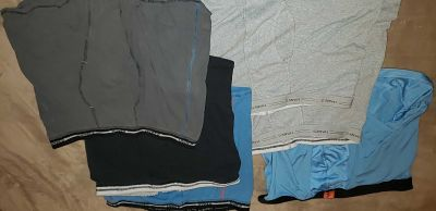 Mens boxers~ 5 hanes, and 1 jockey, all are XL