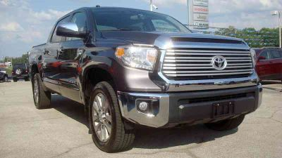 Used 2015 Toyota Tundra 4WD CrewMax 5.7L V8 6-Spd AT