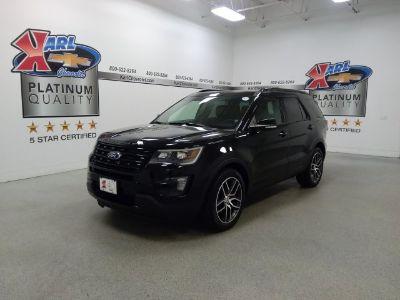 2016 Ford Explorer Sport (BLACK)