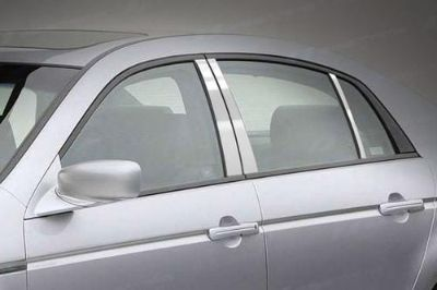 Purchase SES Trims TI-P-209 04-08 Acura TSX Door Pillar Posts Window Covers Trim 6 Pcs 3M motorcycle in Bowie, Maryland, US, for US $63.70