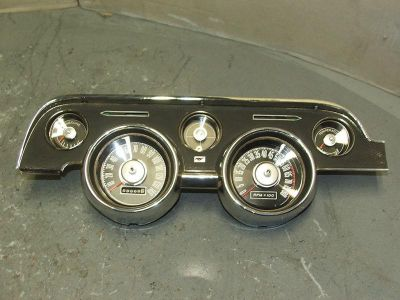 Find 67 68 Shelby Mustang Clone 8K 140 MPH Tach Dash RBLT motorcycle in Jacksonville, Florida, US, for US $995.00