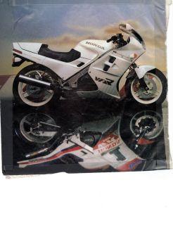 1986 Honda INTERCEPTOR VFR700