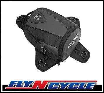 Buy New Ogio Super Mini Tanker Stealth Tank Bag Motorcycle Luggage Travel Gear Bags motorcycle in Ashton, Illinois, US, for US $64.95