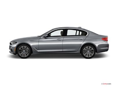 2019 BMW 5-Series 530I XDRIVE (Glacier Silver Metallic)