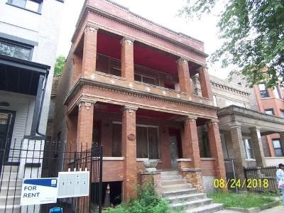 6 Bed 2 Bath Foreclosure Property in Chicago, IL 60637 - S Eberhart Ave