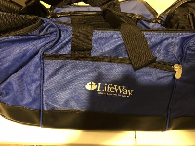 LifeWay Gym or Travel Bag NEW Never Used