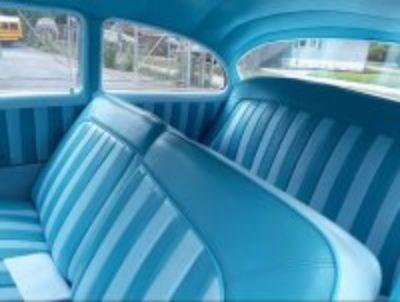 Mr Blue Upholstery